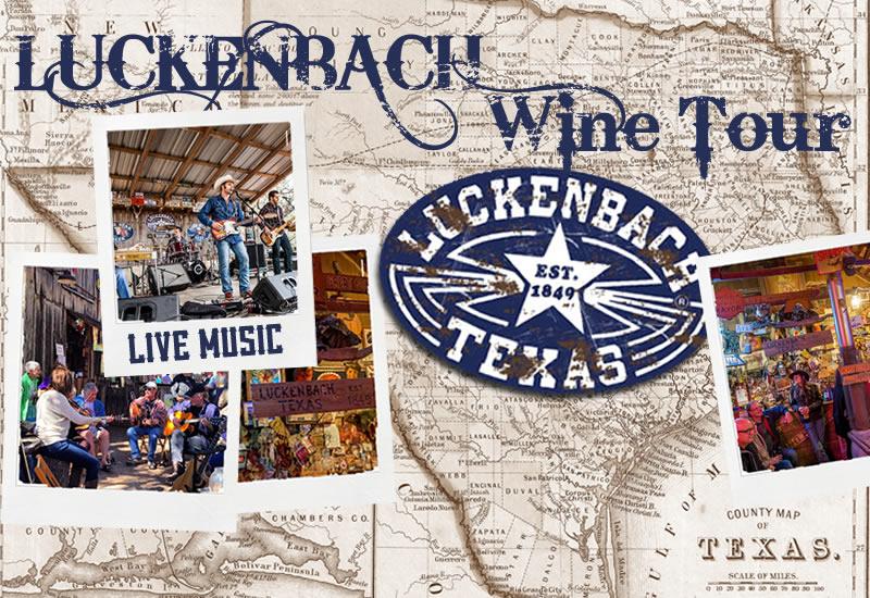 Austin to Fredericksburg & Luckenbach | May 20