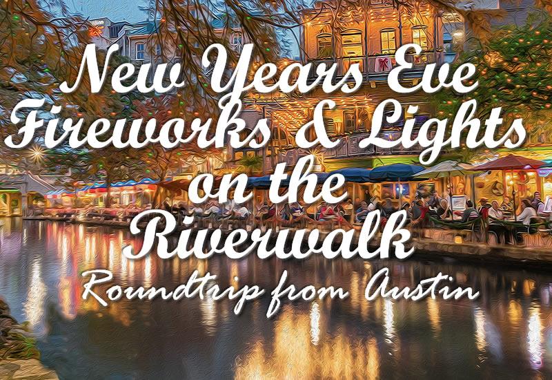 Austin | December 31 - Austin to San Antonio